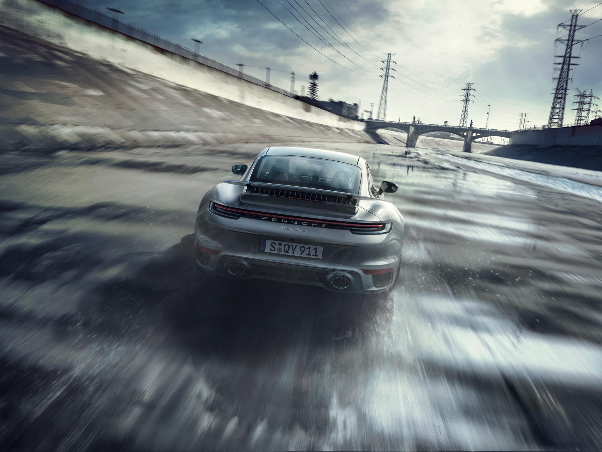 Porsche- Ausfahrt -mit der Memberslounge