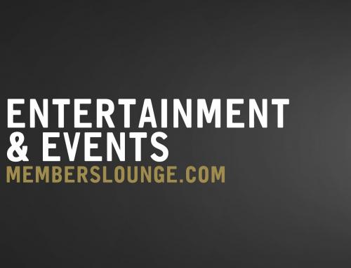 Events & Entertainment: VIP-Arrangements