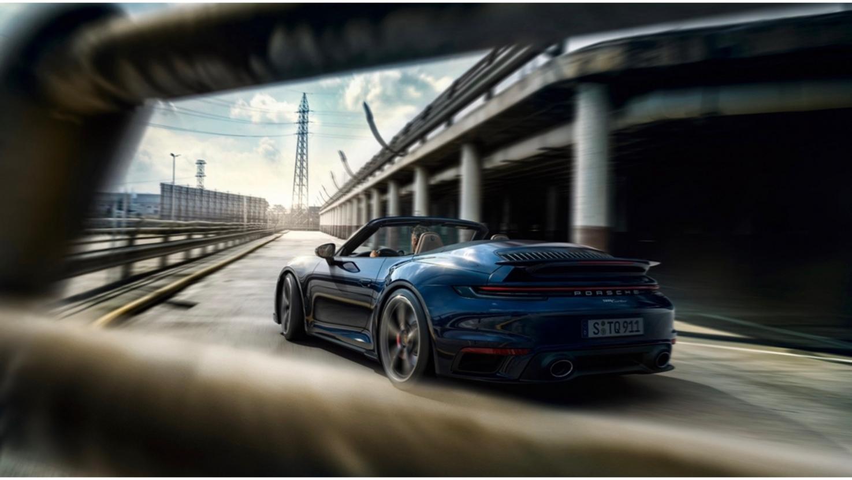 Porsche Ausfahrt 2021