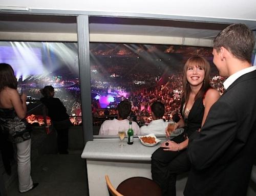 Premium-Catering und VIP-Tickets für die König-Pilsener-Arena Oberhausen